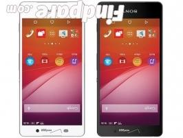 SONY Xperia Z4v smartphone photo 3