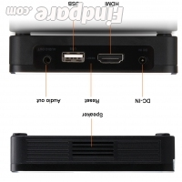 Excelvan EHD-200 portable projector photo 11