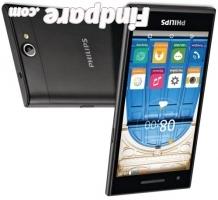 Philips S396 smartphone photo 4