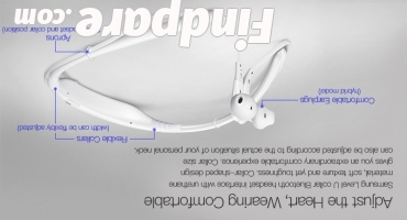 Samsung Level U EO-BG920BBEBUS wireless earphones photo 4