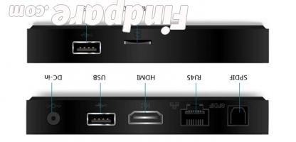 Beelink X2 - A 1GB 8GB TV box photo 3
