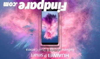 Huawei P Smart smartphone photo 1