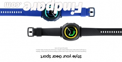 Samsung Gear Sport smart watch photo 3