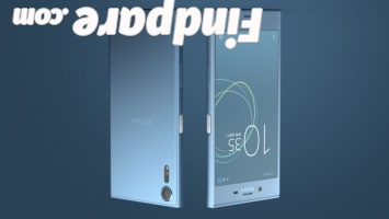 SONY Xperia XZ Premium Single Sim smartphone photo 1