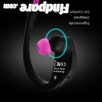 MPOW MBH6 wireless earphones photo 11