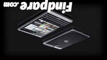 BlackBerry Passport Silver Edition smartphone photo 1