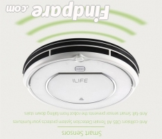 ILIFE V1 robot vacuum cleaner photo 1
