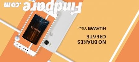 Huawei Y6 2017 smartphone photo 1