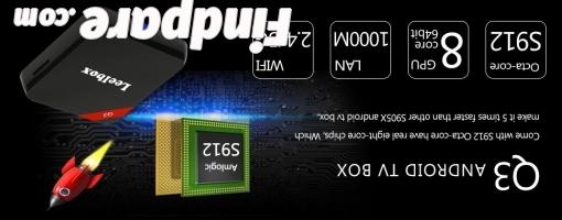 Leelbox Q3 2GB 16GB TV box photo 1