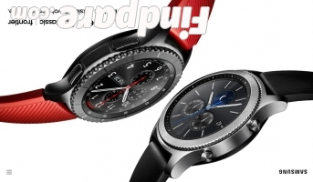 Samsung Gear S3 smart watch photo 1