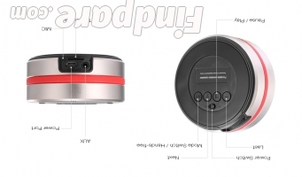 TRANGU X1 portable speaker photo 8