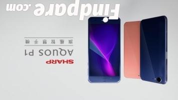 Sharp Aquos P1 smartphone photo 4