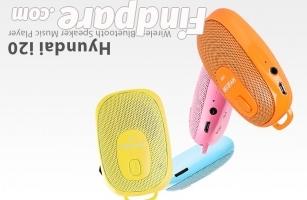 Hyundai i20 portable speaker photo 1