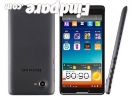 Lenovo A880 smartphone photo 2