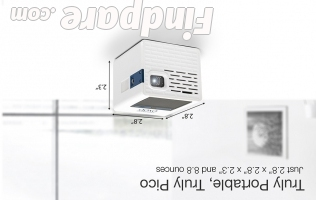 AAXA Technologies P2-A portable projector photo 3