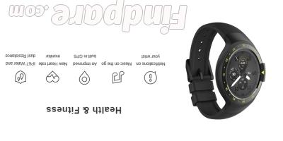 Ticwatch S GLACIER smart watch photo 2