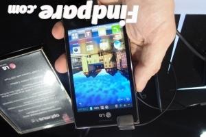 LG Optimus L5 smartphone photo 3