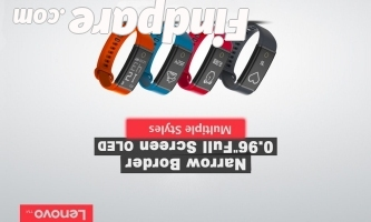 Lenovo Cardio Plus HX03W Sport smart band photo 1