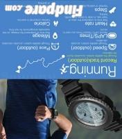 Makibes G07 smart watch photo 9