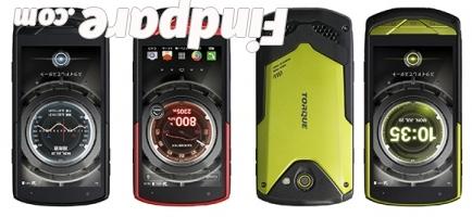 Kyocera Torque G02 smartphone photo 2