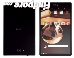 Sharp Aquos Pad SH-05G tablet photo 3