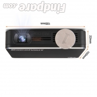 Excelvan EHD-200 portable projector photo 9