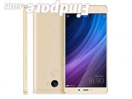 Xiaomi Redmi 4 Dual SIM smartphone photo 1