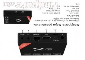Sidiwen X11 2GB 16GB TV box photo 2