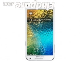 Samsung Galaxy E7 Duos E700 smartphone photo 1