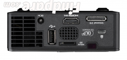 Optoma ML750 portable projector photo 1
