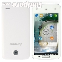 Lenovo A820 smartphone photo 1