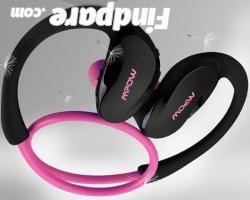 MPOW MBH6 wireless earphones photo 9