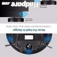 Alfawise X5 robot vacuum cleaner photo 7