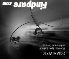 GGMM W710 wireless earphones photo 1