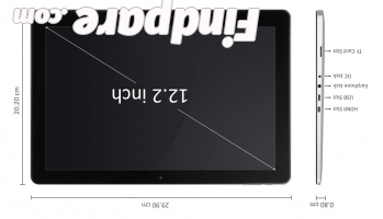 Teclast Tbook 12 S tablet photo 3