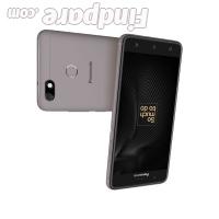 Panasonic Eluga A4 smartphone photo 2