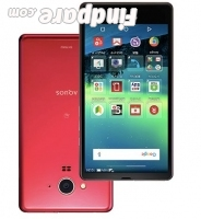 Sharp Aquos SH-M02 smartphone photo 1