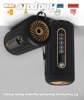 JUSTNEED P1 portable speaker photo 2