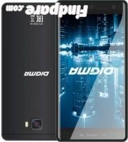 Digma Citi Z530 3G smartphone photo 3