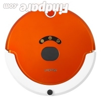 Aosder FR - smile robot vacuum cleaner photo 3