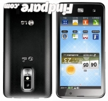 LG Optimus LTE smartphone photo 1