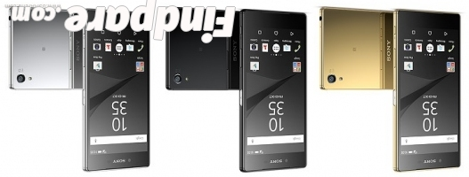 SONY Xperia Z5 Premium Dual SIM E6883 smartphone photo 2
