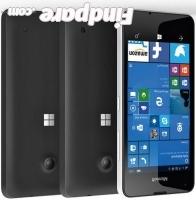 Microsoft Lumia 550 smartphone photo 3