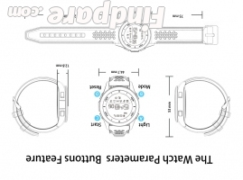 SCOMAS F3 smart watch photo 8