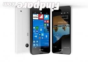 Microsoft Lumia 550 smartphone photo 2