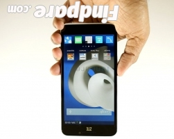 ZTE Grand S II LTE smartphone photo 3
