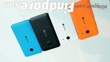 Microsoft Lumia 640 XL 3G Dual SIM smartphone photo 4