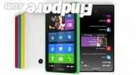 Nokia X Single Sim smartphone photo 2