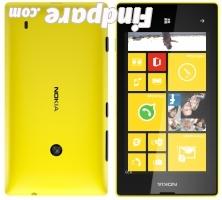 Nokia Lumia 520 smartphone photo 2