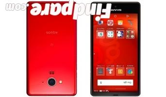 Sharp Aquos SH-M02 smartphone photo 3